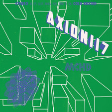 Axion117 - MCHD - LP Vinyl