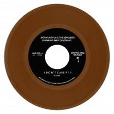 """Jason Joshua & The Beholders - I Don't Care - 7"""" Colored Vinyl"""