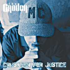 The Grouch - Crusader For Justice - 2x LP Colored Vinyl