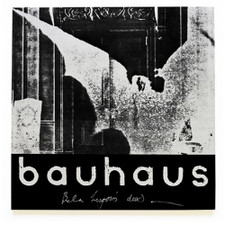 "Bauhaus - Bela Lugosi's Dead - The Bela Session - 12"" Vinyl"
