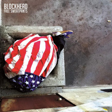 Blockhead - Free Sweatpants - LP Vinyl