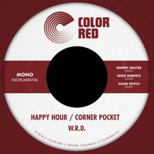 "W.R.D. - Happy Hour / Corner Pocket - 7"" Vinyl"