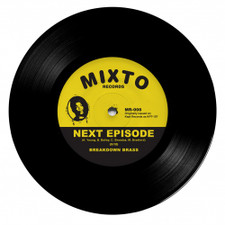 "Breakdown Brass - Next Episode - 7"" Vinyl"