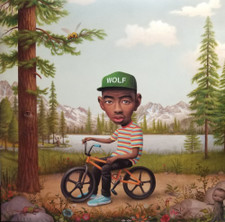 Tyler, The Creator - Wolf - 2x LP Colored Vinyl