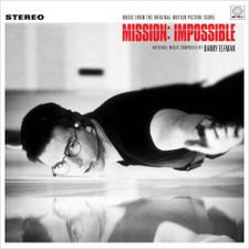 Danny Elfman - Mission: Impossible (Original Motion Picture Score) - 2x LP Vinyl