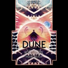 Kurt Stenzel - Jodorowsky's Dune (Original Motion Picture Soundtrack) - 2x LP Colored Vinyl