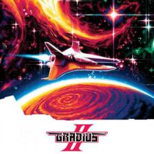 Konami Kukeiha Club - Gradius II - LP Clear Vinyl
