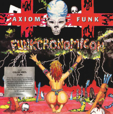 Axiom Funk - Funkcronomicon - 2x LP Colored Vinyl