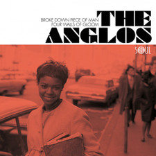 """The Anglos - Broke Down Piece Of Man - 7"""" Vinyl"""