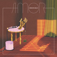 Amor - Sinking Into A Miracle - LP Vinyl
