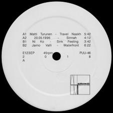 "Various Artists - E123EP - 12"" Vinyl"