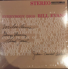 Bill Evans Trio - Everybody Digs Bill Evans - LP Vinyl