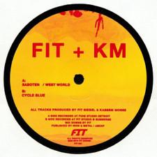 """Fit Siegel & Kassem Mosse - Saboten - 12"""" Vinyl"""