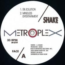 "Shake - 5% Solution - 12"" Vinyl"