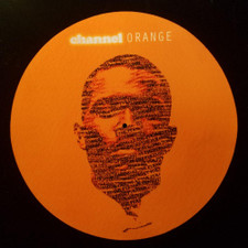 Frank Ocean - Channel Orange (Head) - Single Slipmat