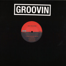 """Boo Williams - A Little Something For You - 12"""" Vinyl"""