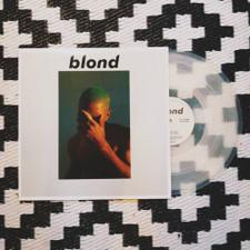 Frank Ocean - Blond (clear) - 2x LP Vinyl