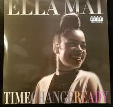 Ella Mai - Time Change Ready - 2x LP Vinyl