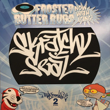 Frosted Butter Rugs - Skratchy Seal - 2x Slipmats