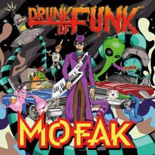 Mofak - Drunk Of Funk - LP Vinyl