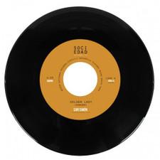 """San Simon - Golden Lady / C'est La Vie - 7"""" Vinyl"""