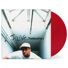 J-Live - The Best Part - 2x LP Colored Vinyl