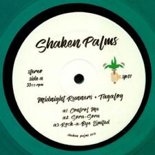 """Midnight Runners - Tagalog - 12"""" Vinyl"""