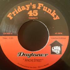 """Daytoner - Apache Street - 7"""" Vinyl"""