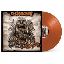 Q-Unique - The Mechanic - LP Colored Vinyl