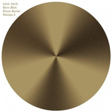 Paul Nice - Sure Shot Drum Series Vol. 2 - LP Vinyl