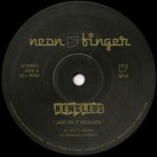 "Newcleus - Jam On It Remixes - 12"" Vinyl"