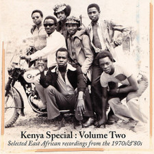 Various Artists - Kenya Special Vol. 2 (Selected East African Recordings From The 1970s & '80s) - 3x LP Vinyl