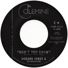 "Durand Jones & The Indications - Don't You Know - 7"" Vinyl"