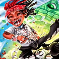 Trippie Redd - A Love Letter To You 3 - LP Vinyl