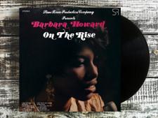 Barbara Howard - On The Rise - LP Vinyl