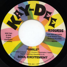 """Soul Excitement - Stay Together/Smile - 7"""" Vinyl"""