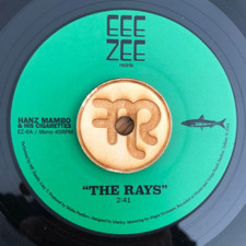 "Hanz Mambo & His Cigarettes - The Rays - 7"" Vinyl"