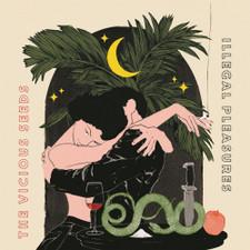 "The Vicious Seeds - Illegal Pleasures - 10"" Vinyl"