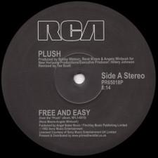 "Plush - Free And Easy - 12"" Vinyl"