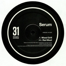 "Serum - Mixed Grill / Red Meat - 12"" Vinyl"
