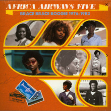 Various Artists - Africa Airways Five (Brace Brace Boogie 1976-1982) - LP Vinyl