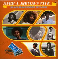 Various Artists - Africa Airways Five (Brace Brace Boogie 1976-1982) - LP Vinyl