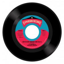 "Ty Karim & George Griffin - Keep On Doin' Whatcha' Doin' - 7"" Vinyl"