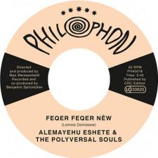 "Alemayehu Eshete & The Polyversal Souls - Feqer Feqer New - 7"" Vinyl"