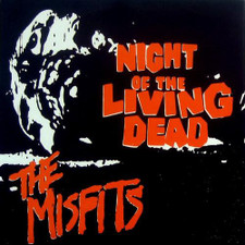"""Misfits - Night Of The Living Dead - 7"""" Vinyl"""