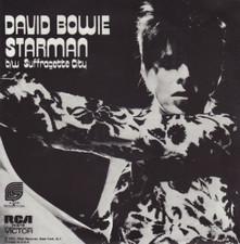 "David Bowie - Starman - 7"" Vinyl"