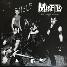Misfits - The 1980 MSP Sessions - LP Vinyl
