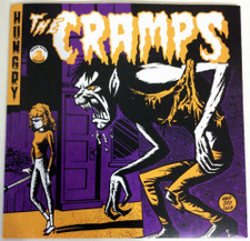 """The Cramps - Hungry - 7"""" Vinyl"""