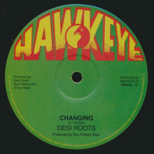 "Desi Roots - Changing - 12"" Vinyl"