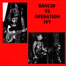 Rancid - Rancid Vs. Operation Ivy - LP Vinyl